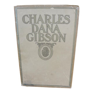 Charles Dana Gibson a Study of the Man & His Best Work 6 Plates For Sale