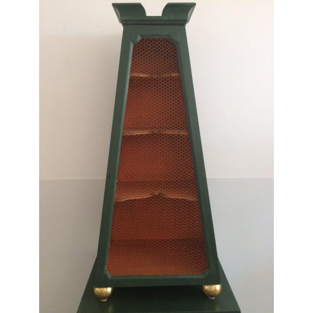 Dunbar Obelisk Form Etagere For Sale In West Palm - Image 6 of 11