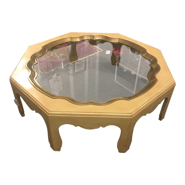 Baker Large Coffee Table For Sale
