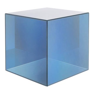 Larry Bell, 'Cube 16', 2008, Coated Glass For Sale