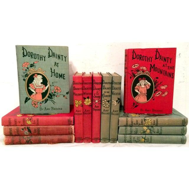 Antique Dorothy Dainty Books - Set of 13 - Image 2 of 11