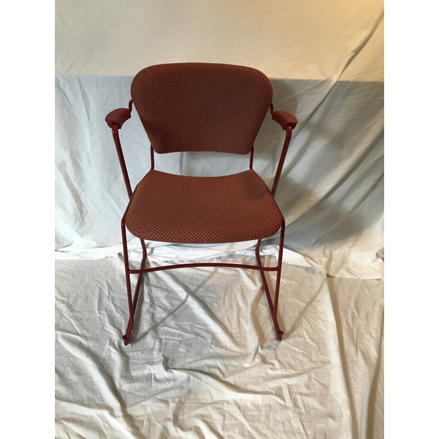 KI Industry 'Perry' Sled Ergonomic Arm Chair - Image 2 of 9