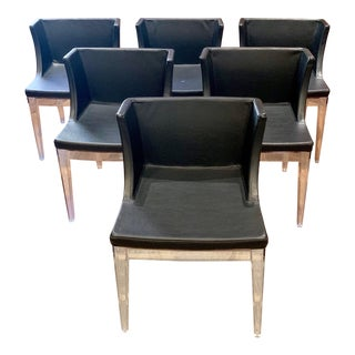 Kartell Mademoiselle Chairs- Set of 6 For Sale