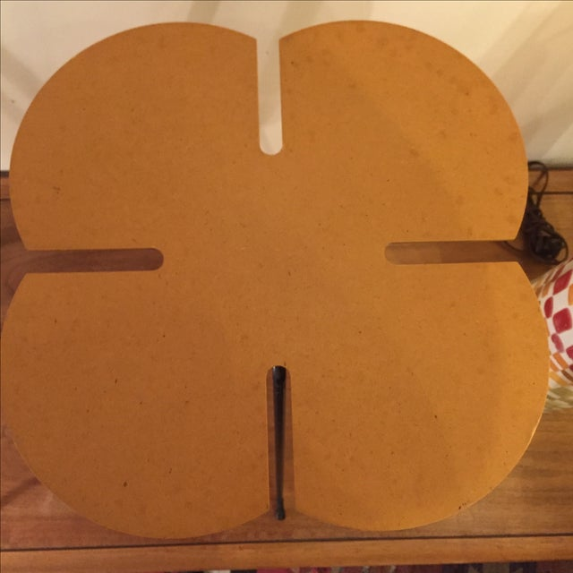 Vintage Clover Leaf Nesting Tables - Set of 3 - Image 10 of 11