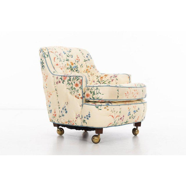 Dunbar Berne Edward Wormley Pair of Chairs For Sale - Image 4 of 10