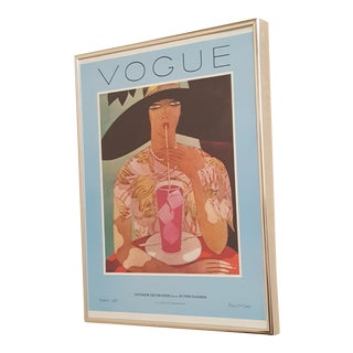 Original Condé Nast Publications Inc. August 1926 Vogue Print