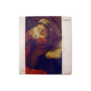 Rembrandt: A Taste of Our Time Collection Book For Sale