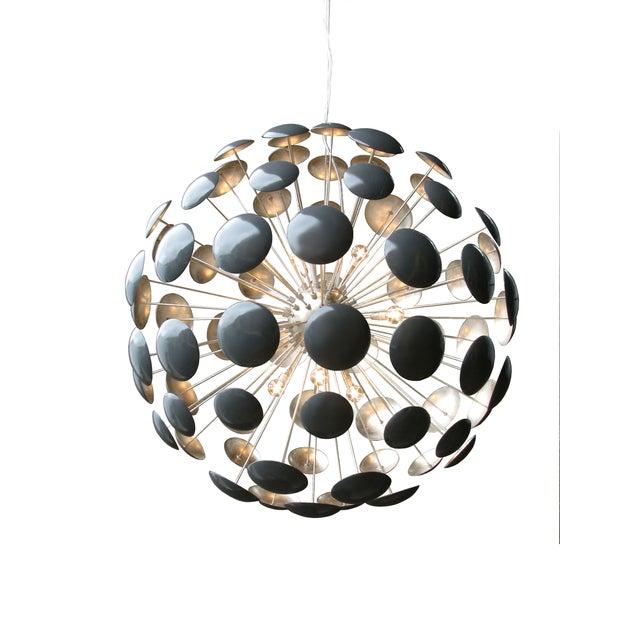 2020s Mid-Century Modern Sputnik Style Bilbao Pendant Light by Solaria Lighting For Sale - Image 5 of 8
