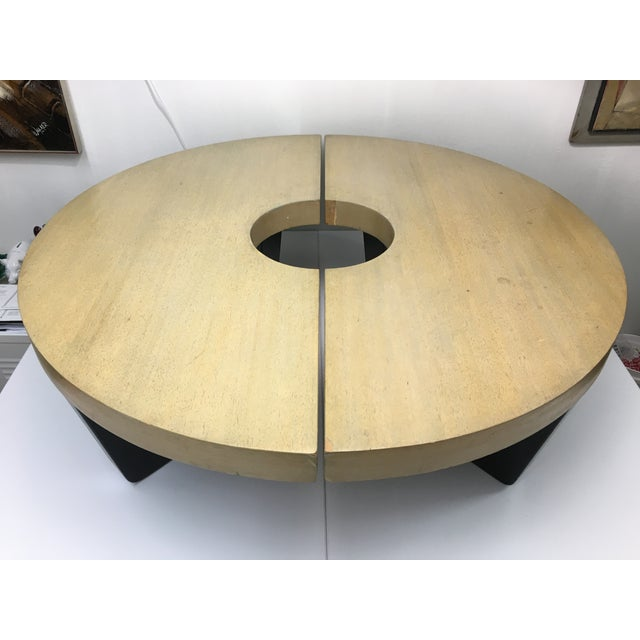 1960s Vintage Mid-Century Modern Nuclear Coffee/Cocktail Table by Harvey Probber For Sale - Image 5 of 13