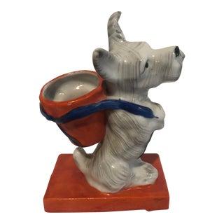 Vintage Pup Figurine
