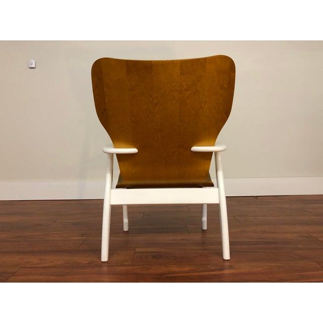 Artek Domus Lounge Chair by Ilmari Tapiovaara for Artek For Sale - Image 4 of 13