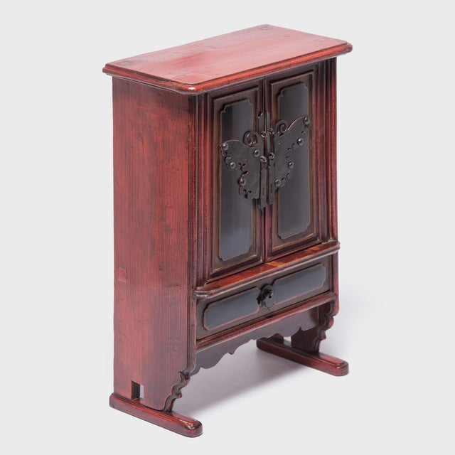 Petite Butterfly Jewelry Chests - a Pair For Sale In Chicago - Image 6 of 10