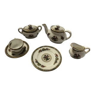 England Coalport Miniature Set For Sale