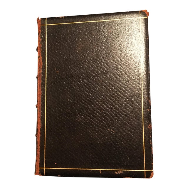 """1892 Leather """"Into Morocco"""" 1st Edition Book - Image 1 of 10"""