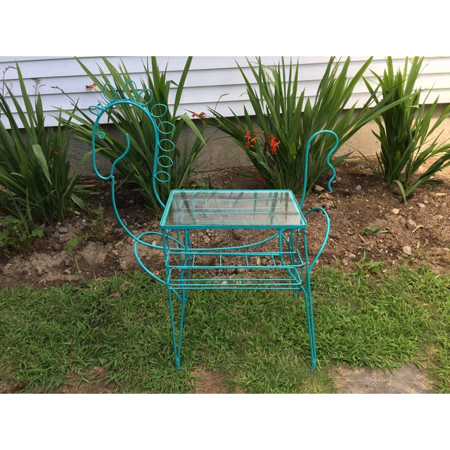Mid-Century Modern Mid Century Modern Frederick Weinberg Horse Cart For Sale - Image 3 of 7