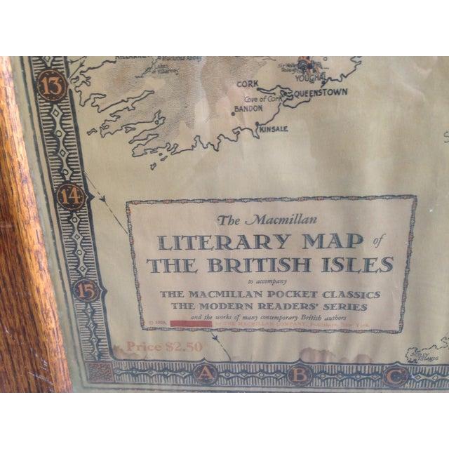 Antique British Isles Map - Image 5 of 5