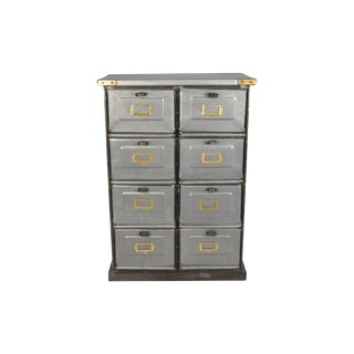 Campaign Royale Eight Drawer Cabinet For Sale