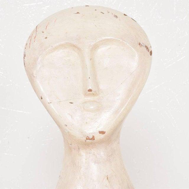 Pink Italian Terracota Anthropomorphic Sculptures For Sale - Image 8 of 11