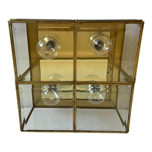 Lightolier Jewel Box Flush Light For Sale