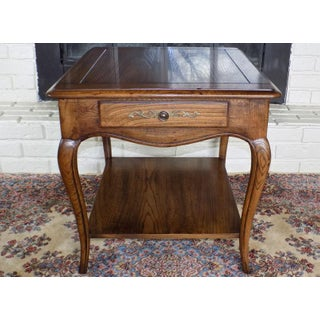 Henredon Four Centuries Country French Oak End Table Preview