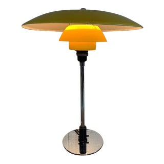 Danish Table Lamp by Poul Henningsen Model Ph 3-2 For Sale
