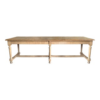 19th Century French Draper's Table For Sale