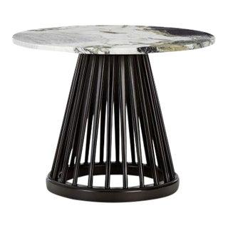 Tom Dixon Fan Table Black Primavera For Sale