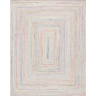 """Pasargad Home Lagos Collection Handmade Rug - 7' 6"""" X 9' 6"""" For Sale"""