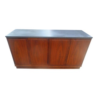 1960's Jack Cartwright for Founders Furniture Rosewood Credenza For Sale