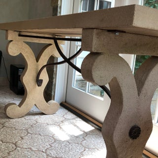French Stone Yard Inc Coventry Console Table Preview