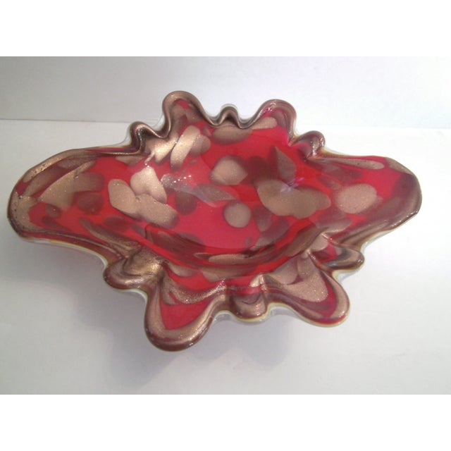 Vintage Murano Bowl - Image 3 of 11