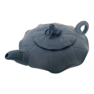 Japanese Porcelain Teapot For Sale