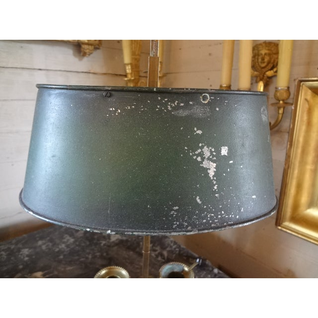 19th Century French Bouillotte Lamp For Sale - Image 4 of 11