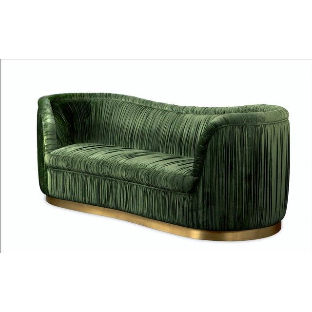 Modern Covet Paris Dakota Sofa For Sale - Image 3 of 9
