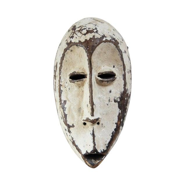African Lega Mask - Image 1 of 3