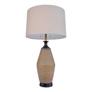 Mid-Century Ceramic Table Lamp by Bitossi For Sale