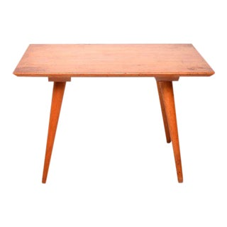 McCobb Maple Side Table For Sale