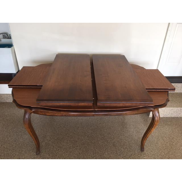 Ethan Allen Country French Dining Set - Image 6 of 11