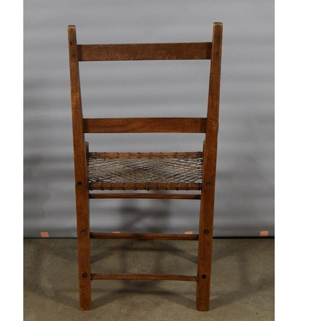 Pair of Camp Chairs For Sale In Los Angeles - Image 6 of 8