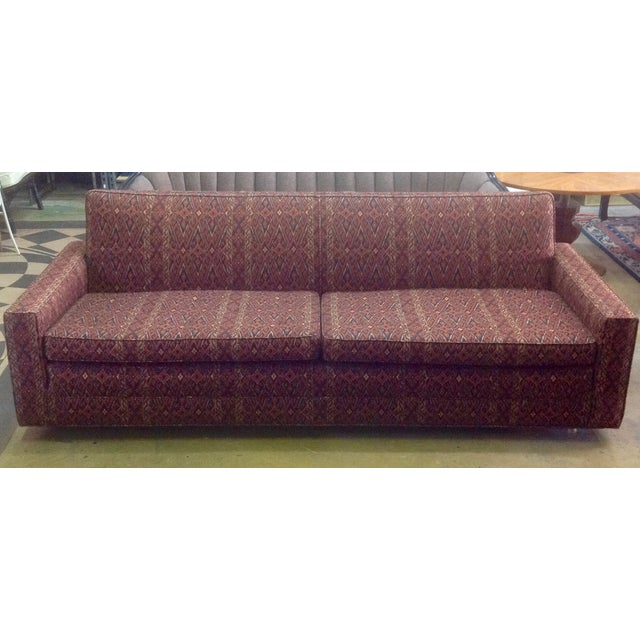 1960's Bohemian Sofa, Reupholstered - Image 2 of 8