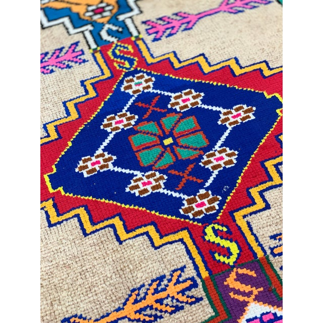 2010s Contemporary Oushak Runner Rug - 2′11″ × 10′5″ For Sale - Image 5 of 13