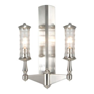 LimeLight Double Arm Wall Sconce For Sale