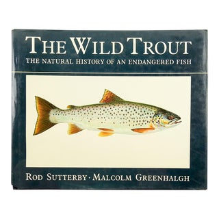 The Wild Trout Book For Sale
