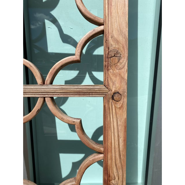 Late 19th Century Vintage French Country Doors - a Pair For Sale - Image 5 of 10