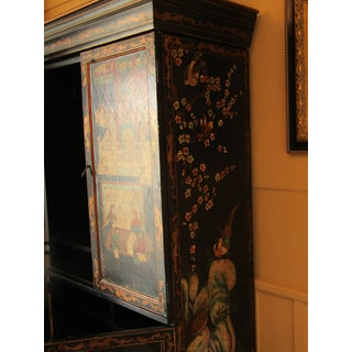 Asian Decorative Cabinet Cupboard Preview