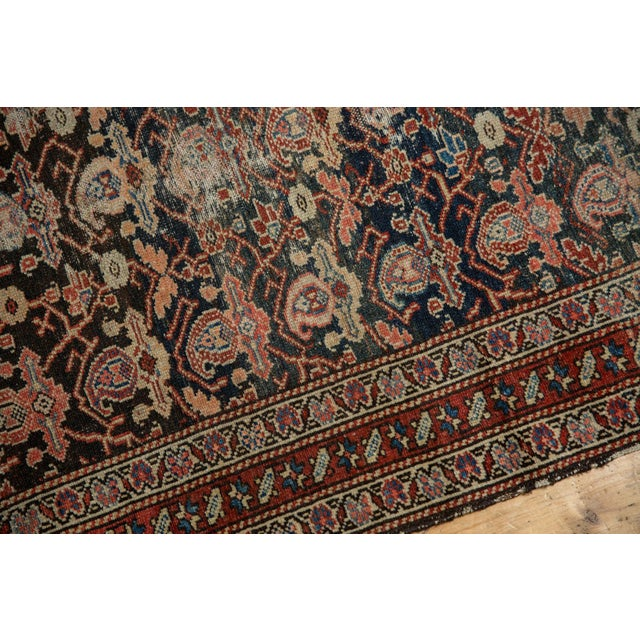 "Antique Fine Malayer Rug - 4'1"" X 6'4"" For Sale - Image 10 of 13"