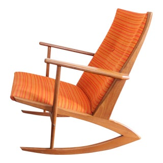 1960's Georg Jensen Danish Modern Rocker