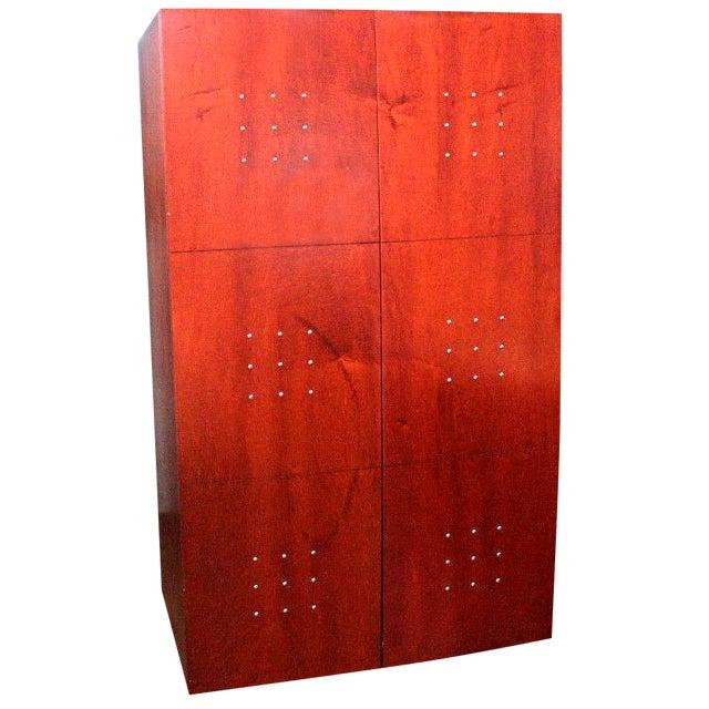 Art Deco Wardrobe Cabinet - Image 1 of 10