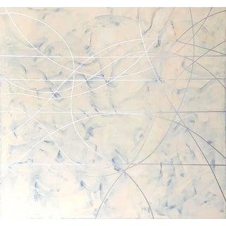 """Gudrun Mertes-Frady """"Bliss"""" Painting For Sale"""