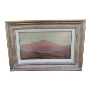 Mt. Diablo Landscape Painting For Sale